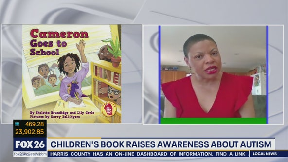 Mom writes a book to raise awareness about autism