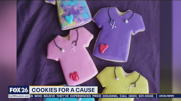 Cookies for a Cause keeps fundraising during COVID-19 pandemic