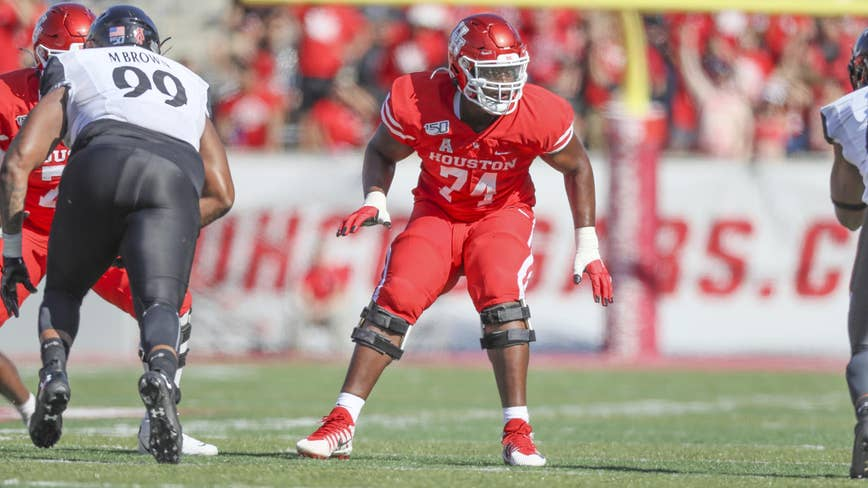 Former UH star expected to go in first round of NFL Draft