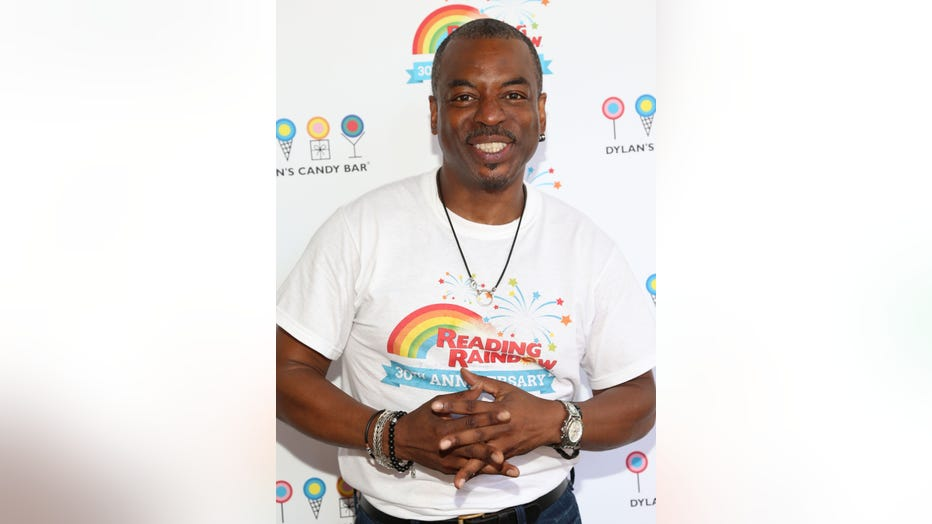 Reading Rainbow's 30th Anniversary Celebration