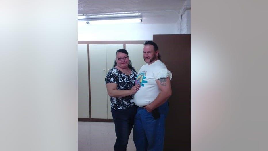 STEVEN SUIDA AND WIFE CASSANDRA 2