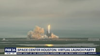 Space Center Houston hosting virtual launch party