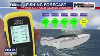 Fishing forecast for Saturday May 30
