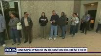 Unemployment in Houston