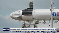 NASA and SpaceX making final preparations for historic launch