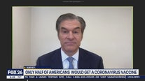 Dr. Mehmet Oz talks about a coronavirus vaccine and herd immunity