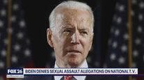Biden denies sexual assault allegations