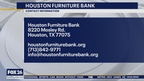 Houston Furniture Bank helping families during the pandemic
