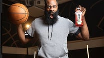 Harden brings his star power to national BODYARMOR ad campaign