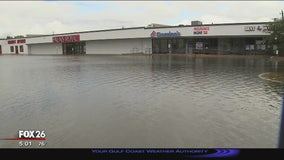 Overnight storms cause flooding for Wharton County residents