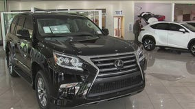 Auto dealers are offering low rates and payment deferrals to bring in customers