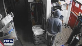 Businesses hurting from COVID-19 also hit by thieves