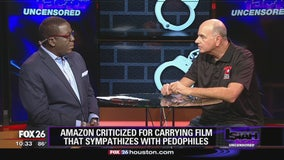 Amazon criticized for carrying film that sympathizes with pedophiles