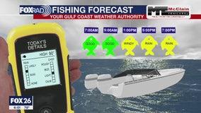 Fishing Forecast - Sunday May 24