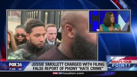Jussie Smollet Phony Hate Crime