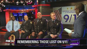 Remembering those lost on 9/11