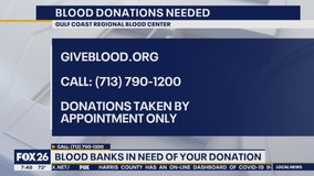 Area blood banks in need of donations