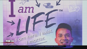 I Am Life Campaign works to lower HIV rates in Houston