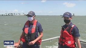 Coast Guard Rescues Increase