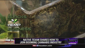 Native Texan shares how to join booming cannabis industry