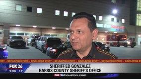 Driver arrested in motorcycle crash that injured deputies