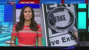Fake News: Moon landing photo, meth gators, and ICE detainees