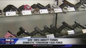 Gov. Greg Abbott forms Domestic Terrorism Task Force
