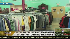 Out of the Closet Thrift Store offers discreet HIV screening