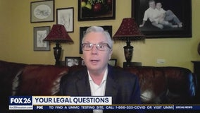 Chris Tritico answers viewers legal questions