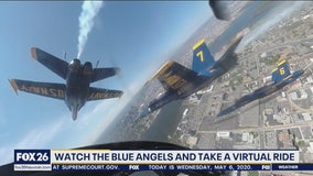 One Click Trip - Take a virtual ride with the Blue ANgels