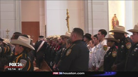 Men and women in uniform honored at Blue Mass