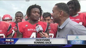 North Shore High School RB Zach Evans number one in nation