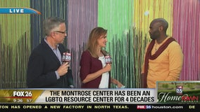 The Montrose Center has been an LGBTQ resource center for 4 decades