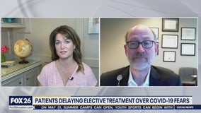 Many patients delaying elective treatment over COVID19 fears