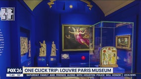 One Click Trip - the Louvre