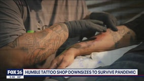 Rebound and Recovery- Humble Tattoo shop fights to survive