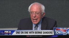 Bernie Sanders one on one