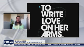 To Write Love on Her Arms- Resources for mental health