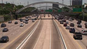 ROADS CLOSED: Construction on I-69 Southwest Freeway will result in major delays over the weekend