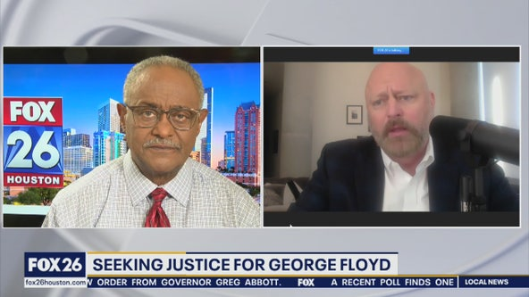 Charles Adams shares his thoughts on the George Floyd case