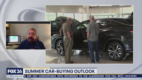 Summer car buying outlook