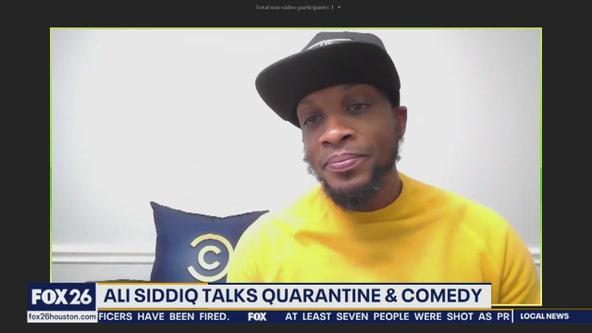 Ali Siddiq quarantine and comey