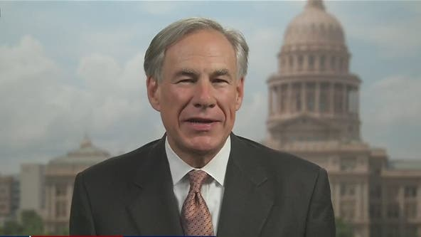 Gov. Abbott activates Texas National Guard in response to George Floyd protests