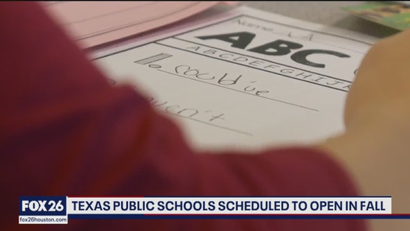 Should Texas compel teachers to be in the classroom or allowed to teach remotely- What's Your Point?