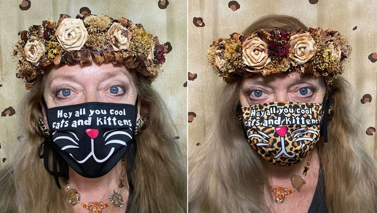 big cat rescue masks
