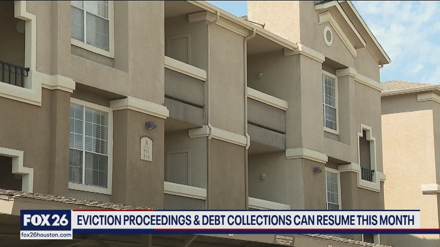 Texas Supreme Courts rules that evictions can begin again on Tuesday - What's Your Point?