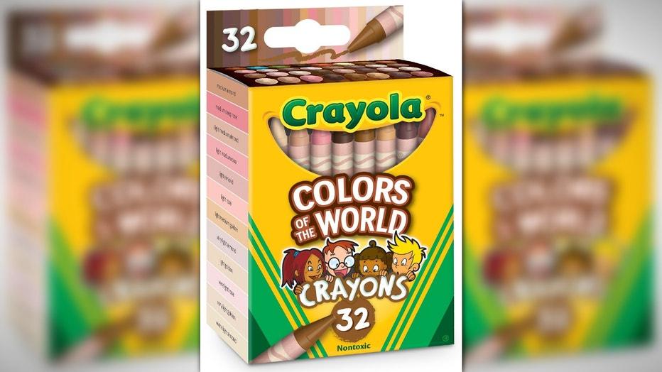 Crayola horozontal