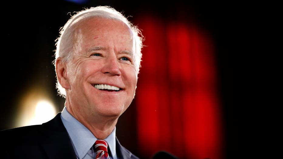 Presidential Candidate Joe Biden Delivers Economic Policy Speech In Scranton, PA