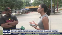 Supporting black-owned businesses beyond 'Blackout Tuesday'