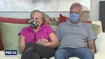 A Houston-area couple's COVID-19 survival story